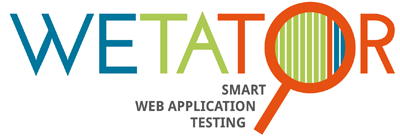 WETATOR Smart Web Application Testing